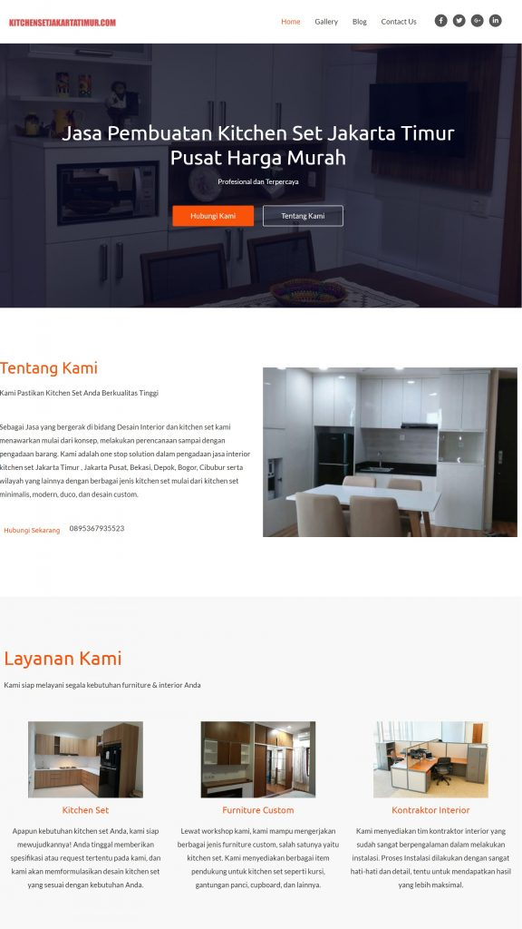 kitchensetjakartatimur.com